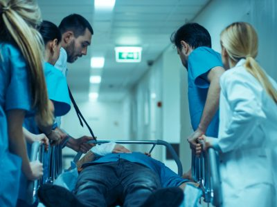 Pós Médio de Urgência e Emergência